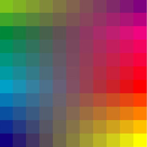 Color consultant for color meanings notations in phoenix az for Lrv paint color chart