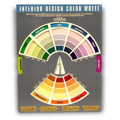 Interior design color wheel interior designer for Interior design and color