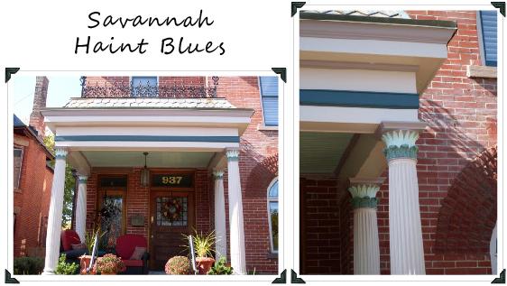 Savannah Haint Blue