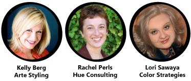 Kelly Berg, Rachel Perls, Lori Sawaya - Color Experts