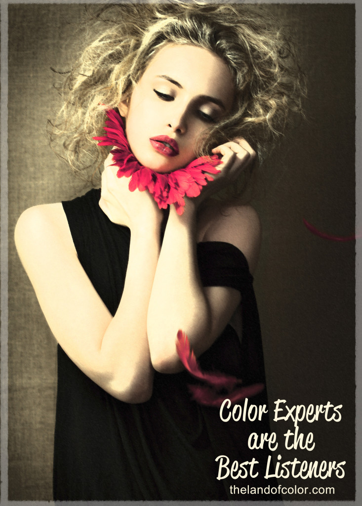 Color Experts Best Listeners