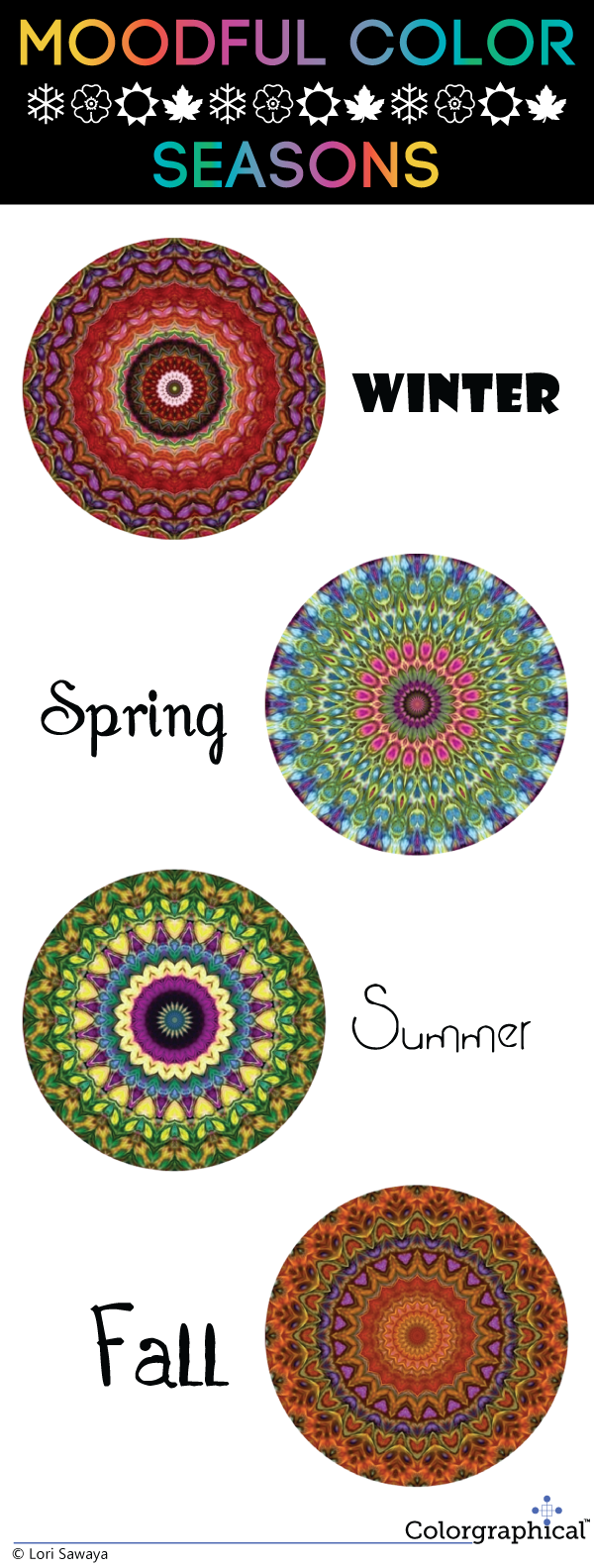 Moodful Color for the Seasons