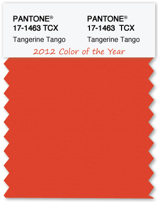 Pantone Color Of The Year 2012 thelandofcolor