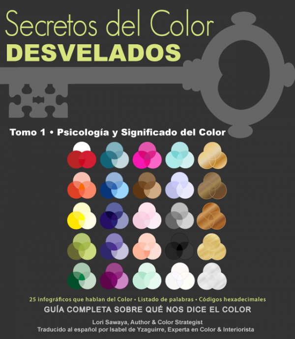 Your complete guide to what colors say - NOW IN SPANISH!