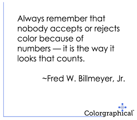 Fred-W.-Billmeyer,-Jr. quote