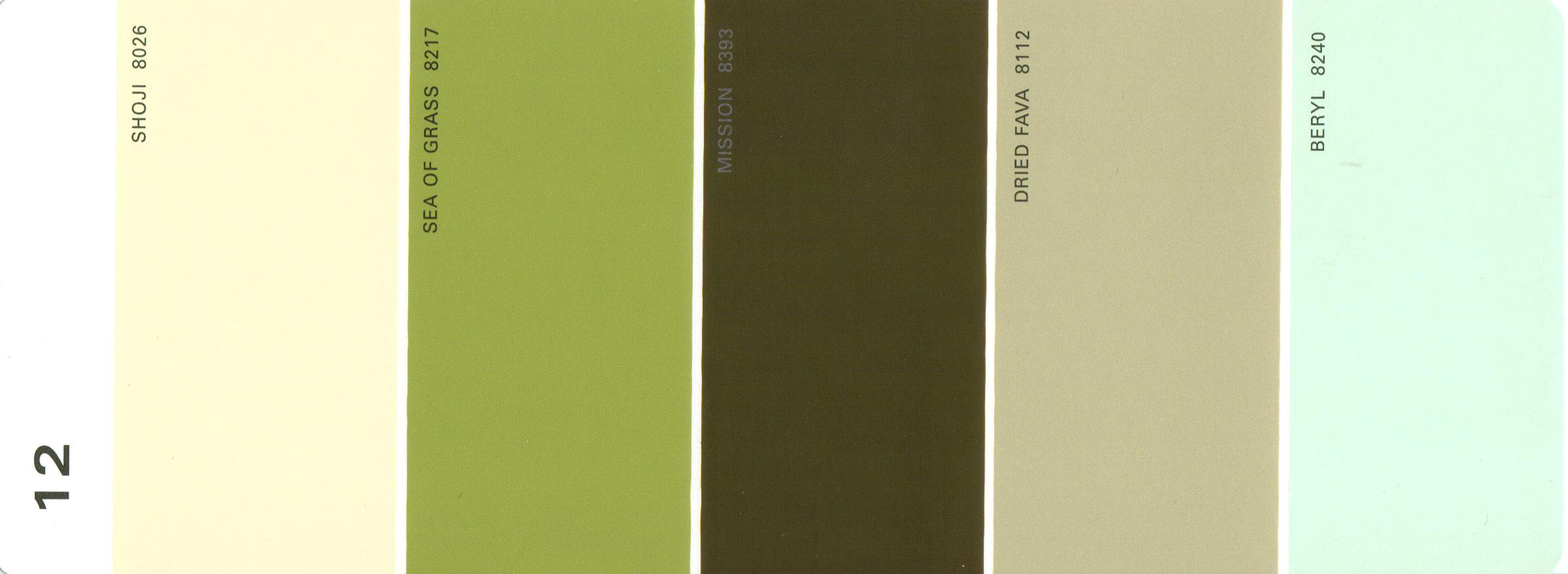 Martha Stewart Paint Color Combinations Paint Color Ideas