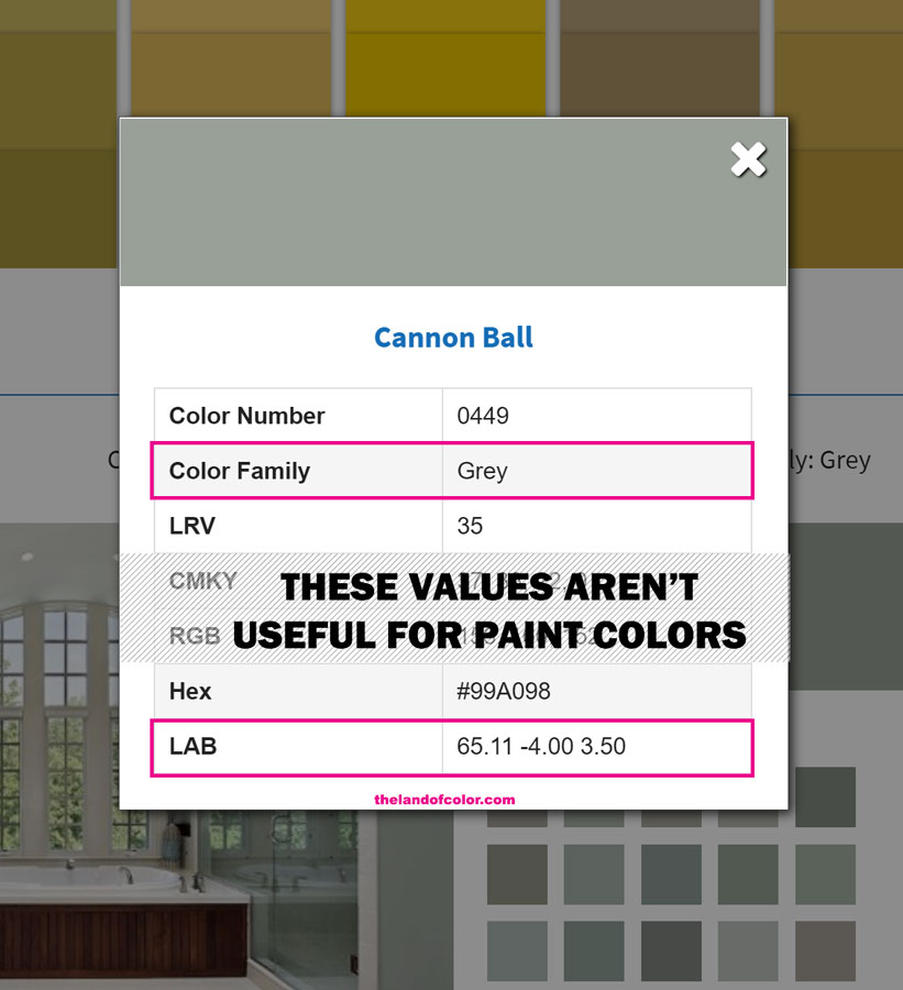 Cannon-Ball-Color-Is-California Paints