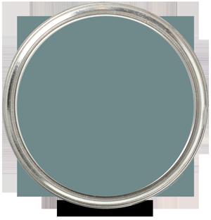 Paint Blob Aegean Teal 2136 40