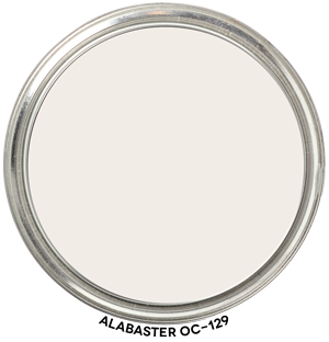Paint Blob Alabaster OC 129