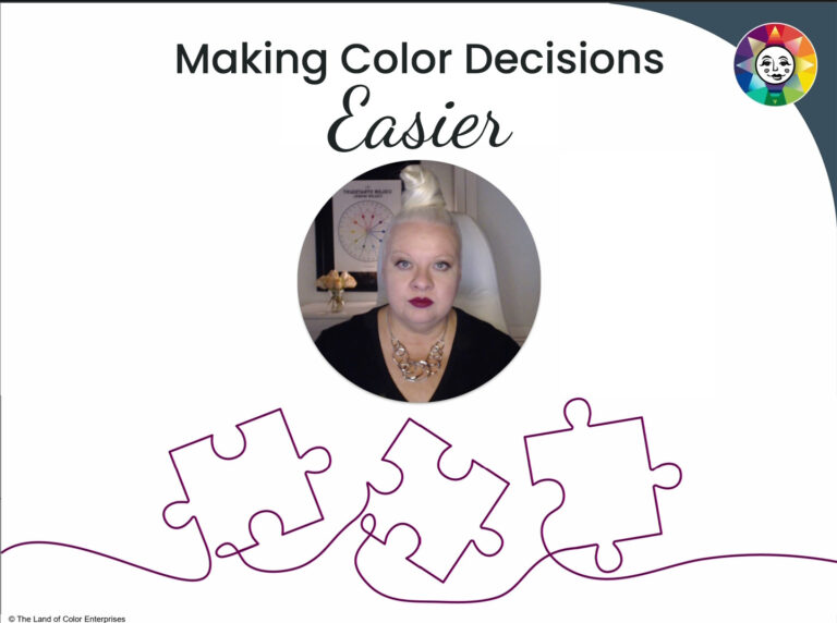 Making Color Decisions Easier