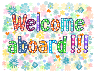 Welcome Aboard [Converted]